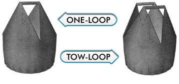 One Loop Two Loop Big Bags